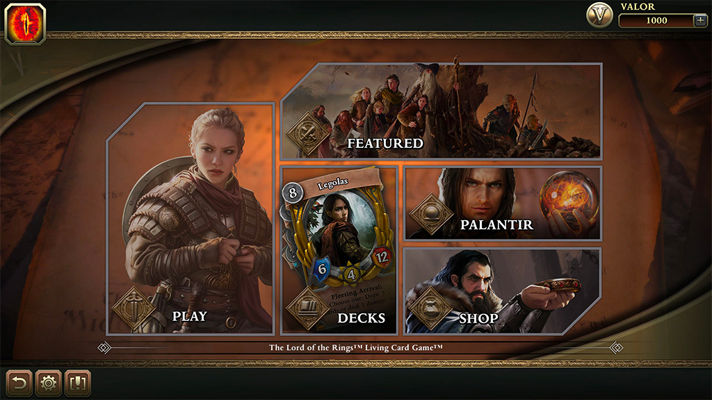 The Lord of the Rings: Adventure Card Game - Asmodee net